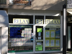 relax tourist agency
