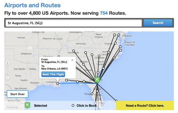 ZigAir - Maps Zoomed